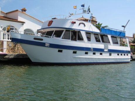 1989 Wereft trawler 54 steel