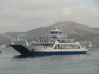 2000 Double End Day Pax Car Ferry