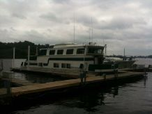 1977 Mattie Houseboat