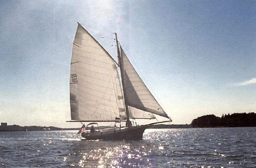 1980 Jarvis Newman Friendship Sloop