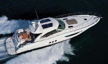 2007 Sea Ray 605 da
