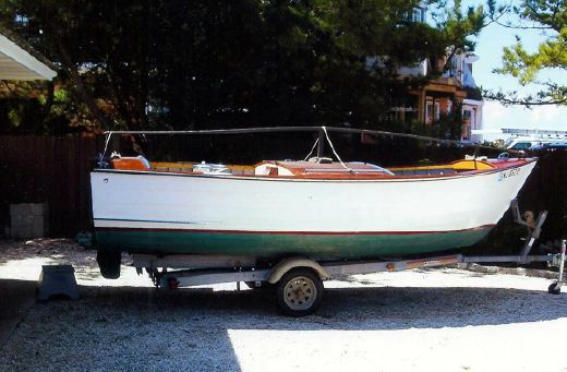 1961 Jersey Speed Skiff
