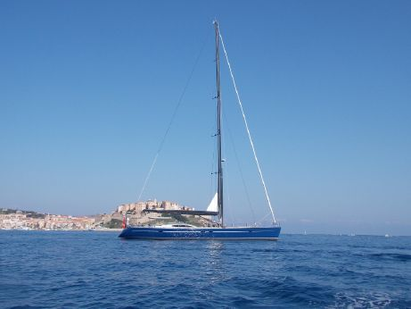 2002 Bloemsma & Van Breemen Sloop rigged sailing yacht
