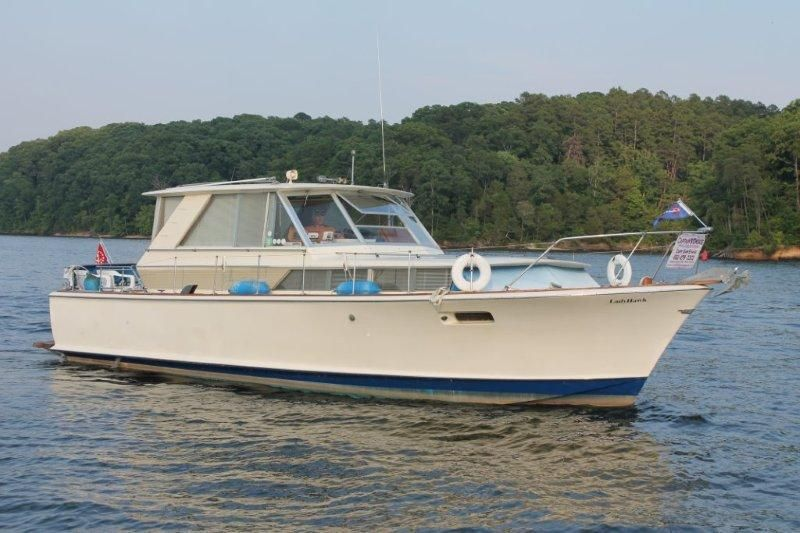 1969 Chris-Craft 38 Commander Power Boat For Sale - www yachtworld com