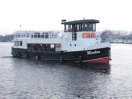 1926 Passenger Vessel Barge
