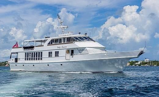 1977 Custom Swiftships Passenger Conversion