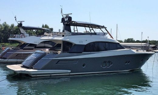 2011 Monte Carlo Yachts 76
