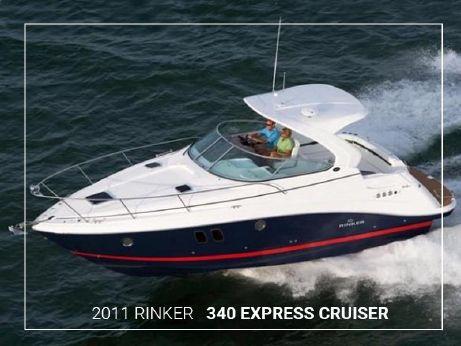 2011 Rinker 340 Express Cruiser
