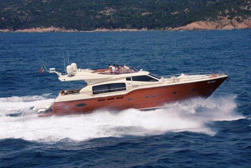 2007 Ferretti Yachts 690 Altura