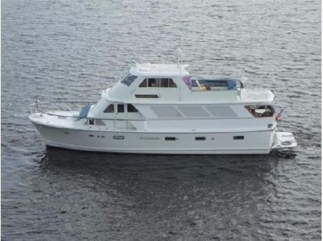 1992 Pacifica Motor Yacht