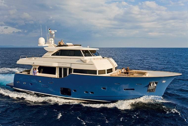 2011 Ferretti Yachts Long Range 23 Power Boat For Sale - www