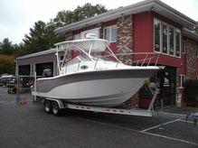 2011 Sea Fox 256WA Pro Series