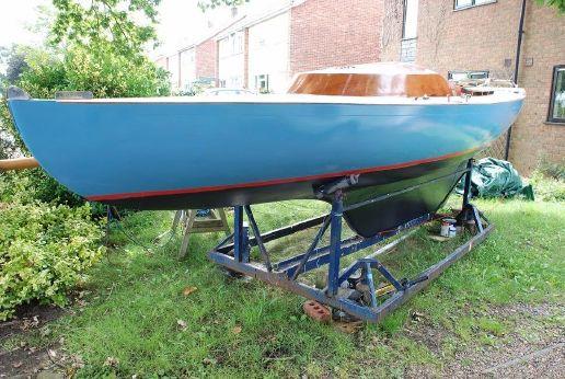 1957 Loch Long One Design Bm sloop