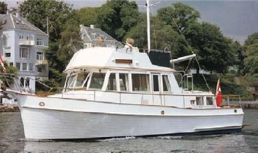 1985 Grand Banks 36 Classic