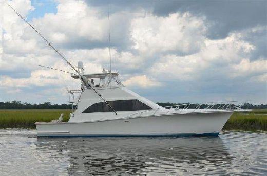 1991 Ocean Yachts Super Sport