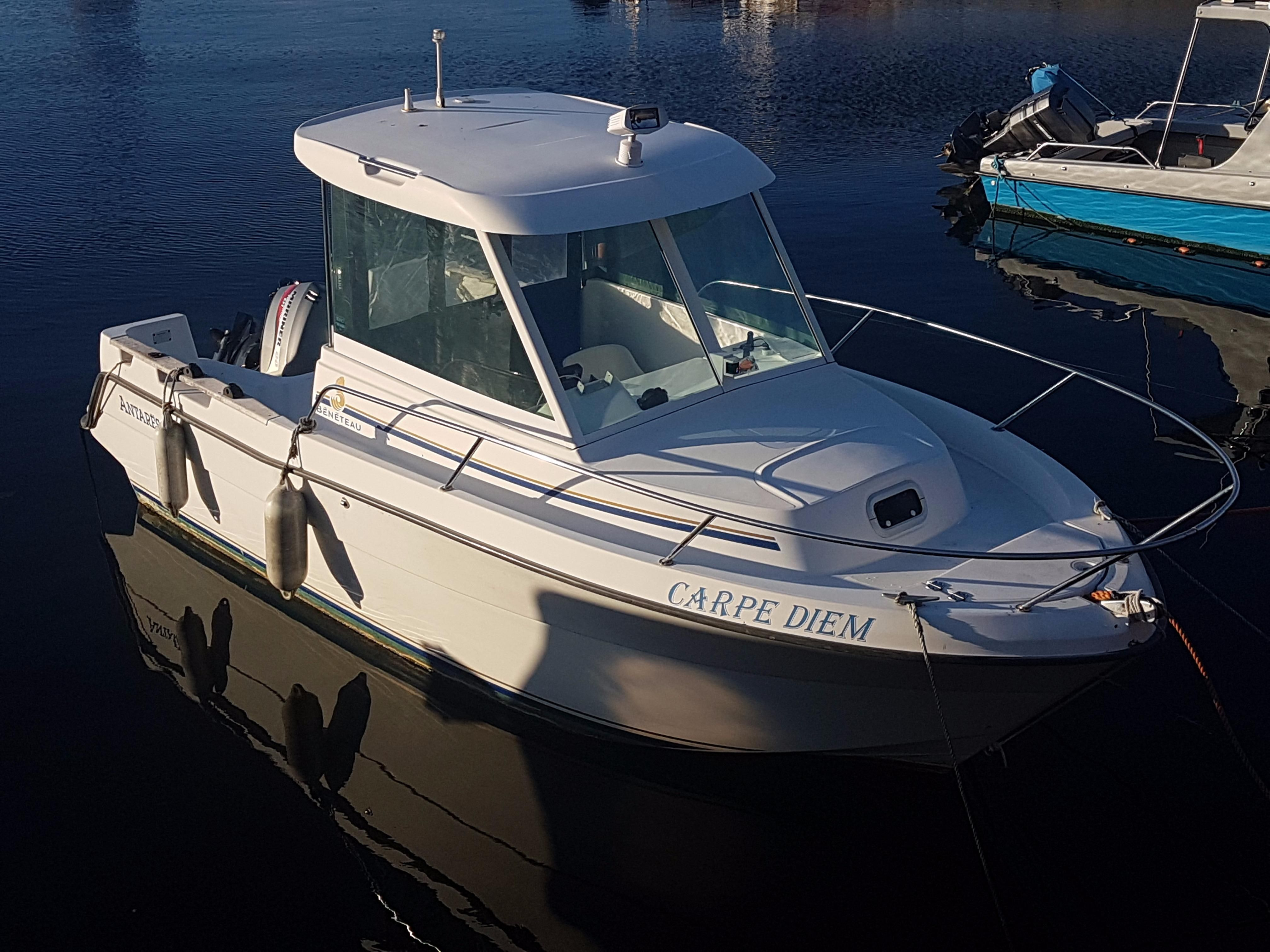 Troon United Kingdom  city images : 2007 Beneteau Antares 600 Power Boat For Sale www.yachtworld.com