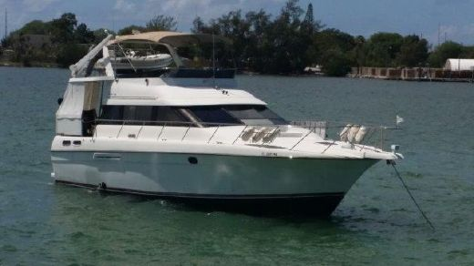 1993 Silverton 46 Motor Yacht