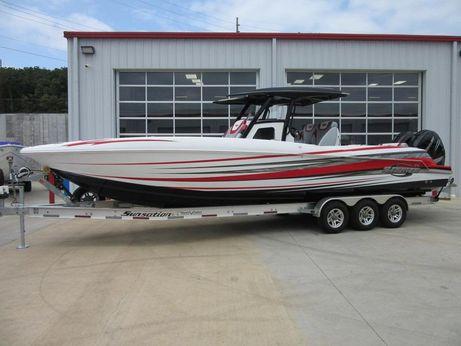2017 Sunsation Powerboats 32CCX