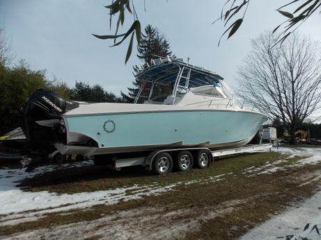 2007 Fountain 38 Sportfish Cruiser OB