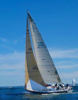 1989 J Boats J/44 J44 J 44 Bermuda-ready!