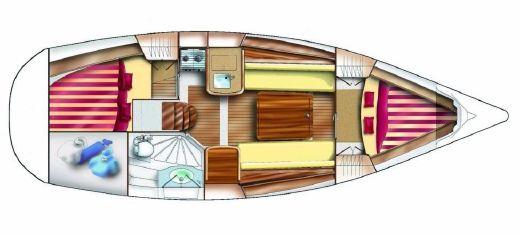 2002 Gibert Marine Gib sea 33