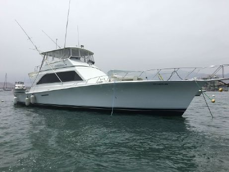 1988 Ocean Yachts 63
