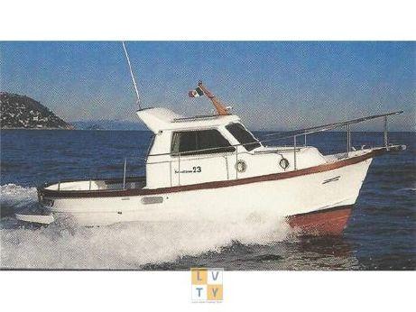 2004 Cantieri Navali Sciallino Sciallino 23 Cabin 2 Motori