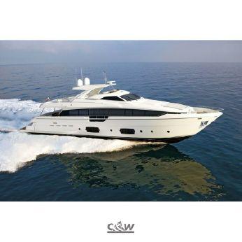 2018 Ferretti Yachts 960