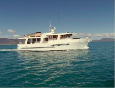 2002 Pilothouse Cruiser