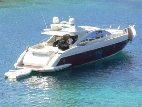 2005 Azimut 68 S Full Optional