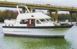 1981 Kha Shing (vista) Single Screw Sundeck Trawler