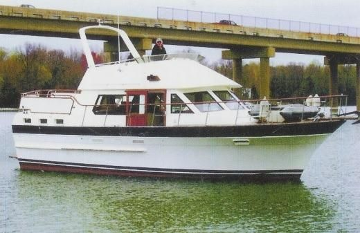 1981 Kha Shing (vista) Single Screw Sundeck Trawler