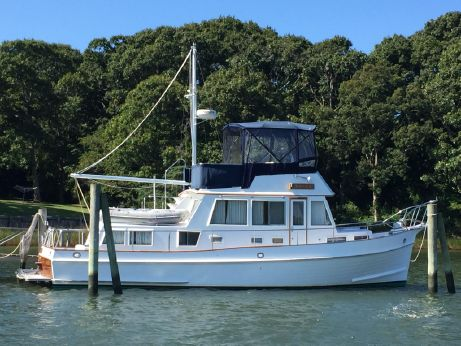 2002 Grand Banks 36 Classic
