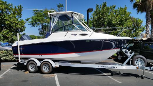 2014 Wellcraft 210 Coastal