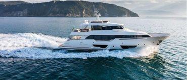 2017 Ferretti Yachts NAVETTA 28 MT