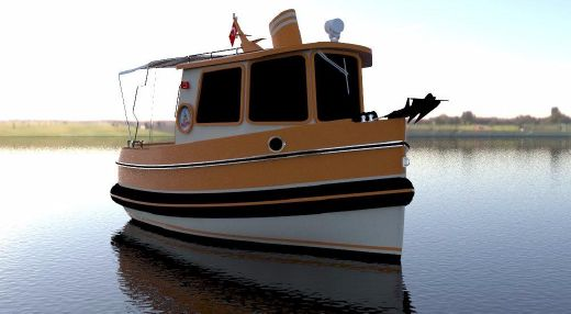 2016 Ogemgroup Tuggy Boat 4.95