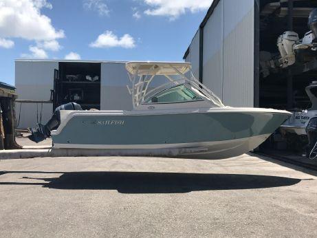 2018 Sailfish 245 DC