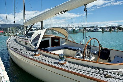 1998 Classic Style Yacht 62