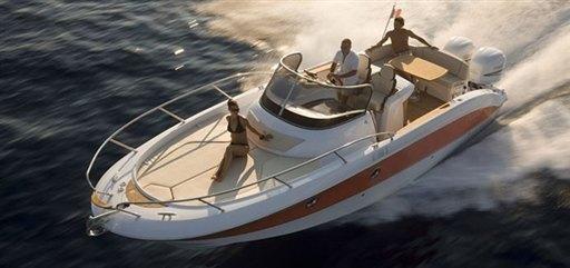 2010 Sessa Marine Key largo 30