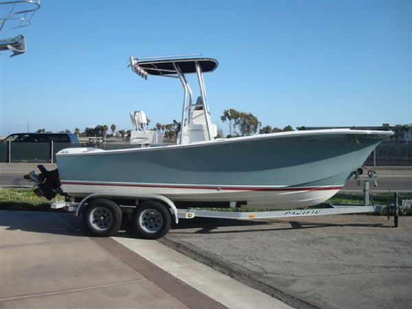 20 ft 2005 north rip  2005 center console
