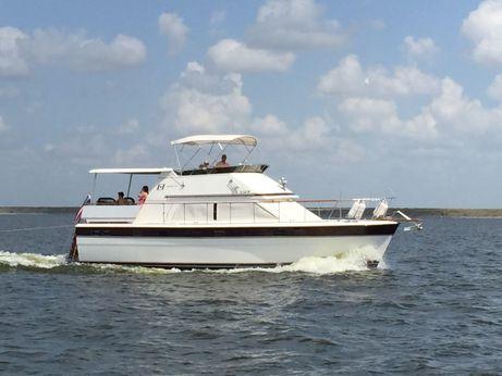 1980 Trojan 40 Motoryacht