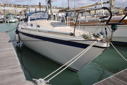 1982 Seamaster Sailer 29