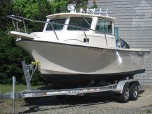 2011 Parker 2120 Sport Cabin