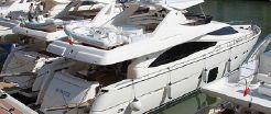 2011 Ferretti Yachts 830 Hardtop