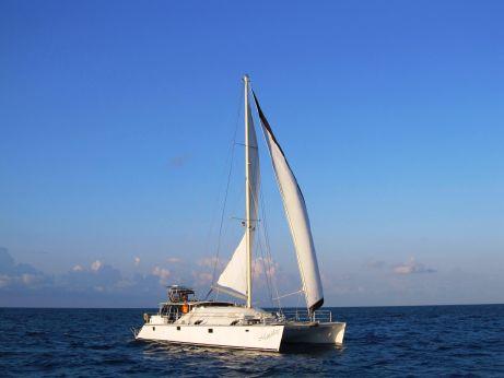 1997 Custom 56 Catamaran