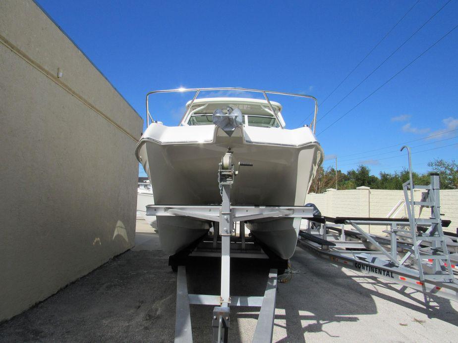 2016 World Cat Glacier Bay 2770 Power Boat For Sale - www