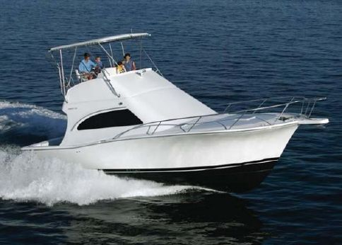 2008 Luhrs 36 Convertible