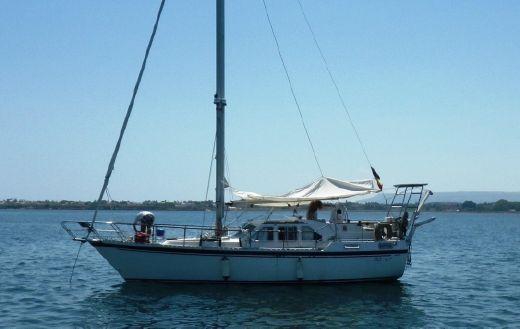 1988 Nauticat 35