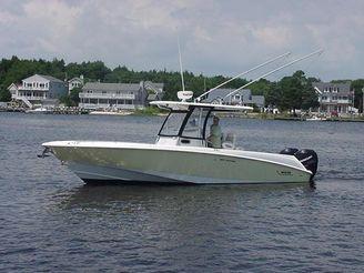 2006 Boston Whaler 320 Outrage