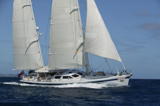 2001 Kanter 80' Chuck Paine design S/Y